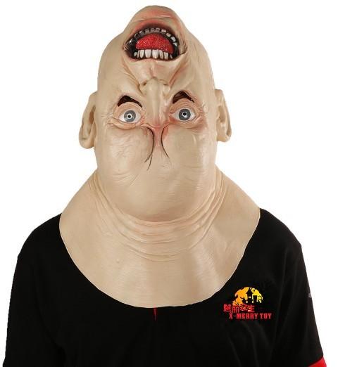 Upside Down Halloween Mask - Premium Quality