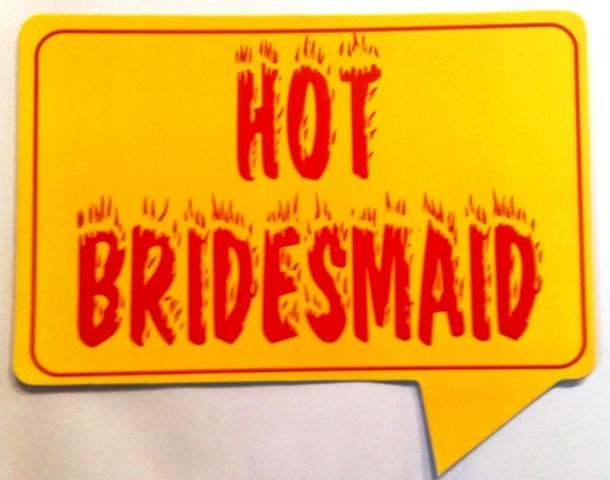 Hot Bridesmaid