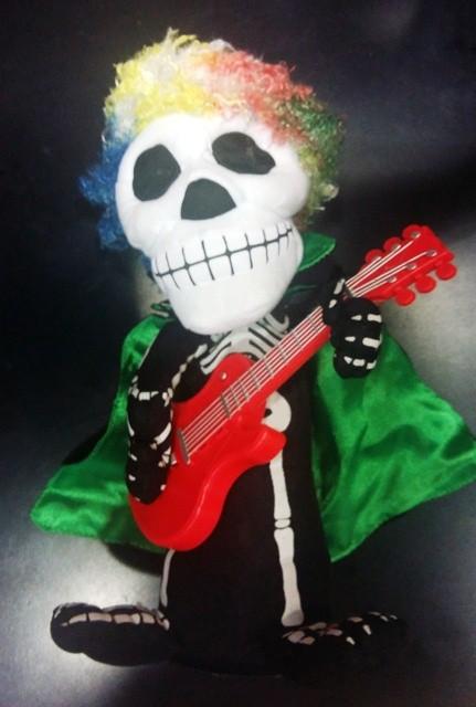 Musical Skeleton