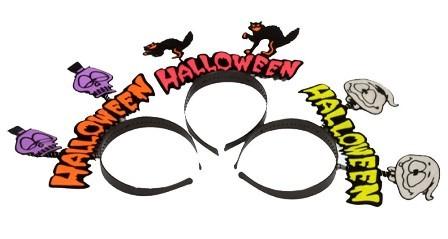 Halloween Headgear