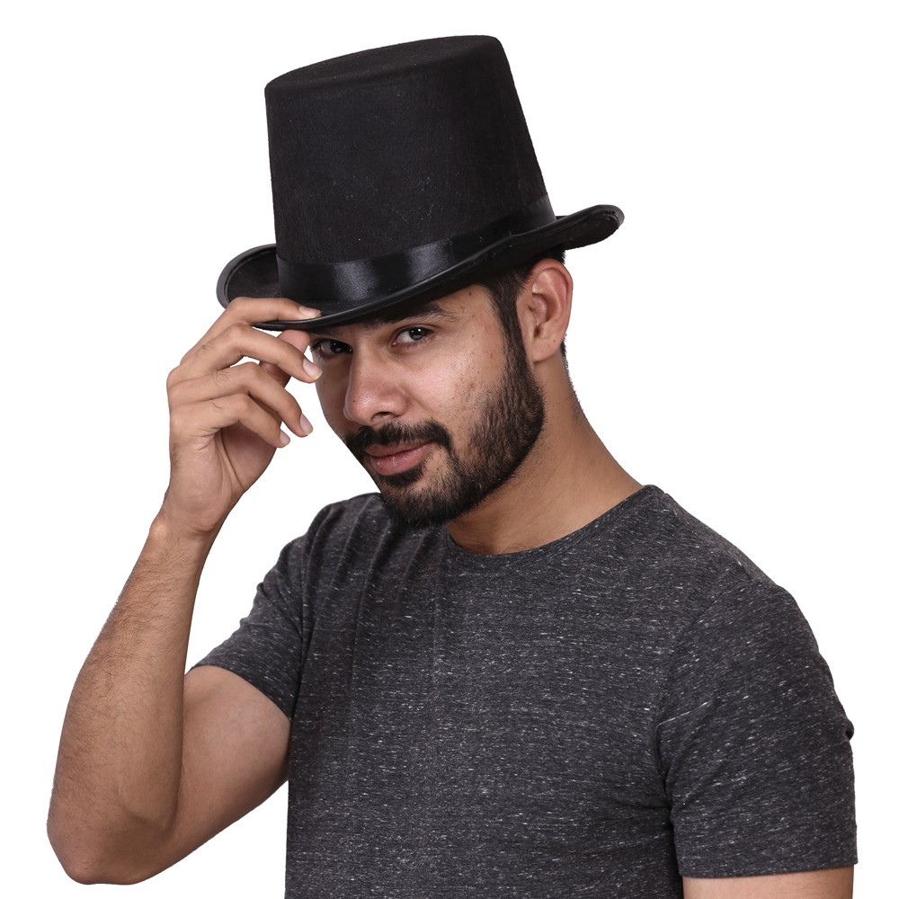 Magicians Felt Top Hat