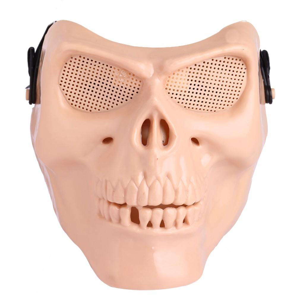 Skeleton Mask Skin Colour