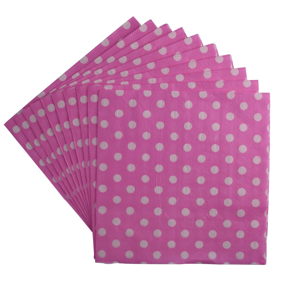 Polka Tissues (10 pack)