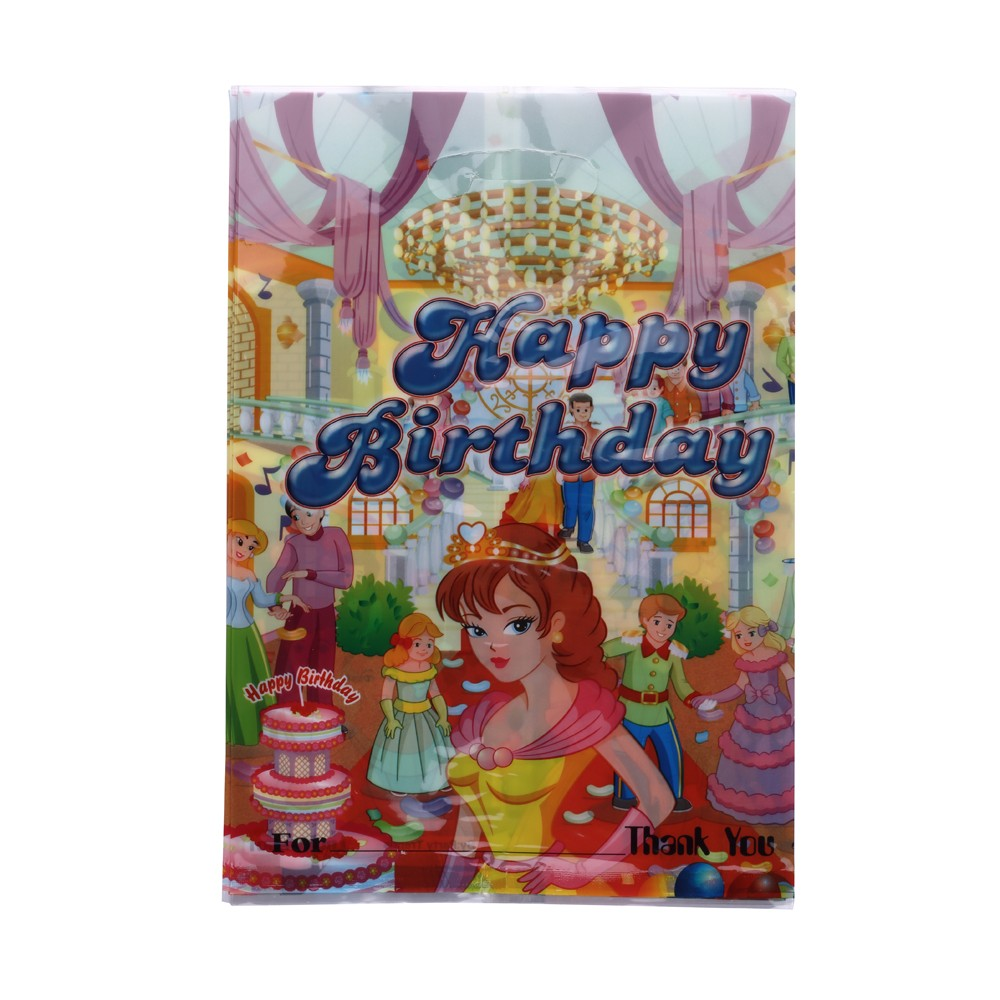 Princess Loot Bags (Set of 8)