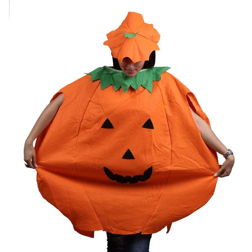 Pumpkin Lady Costume