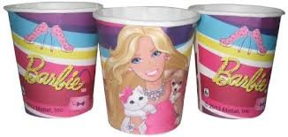 Barbie Cups (set of 16)