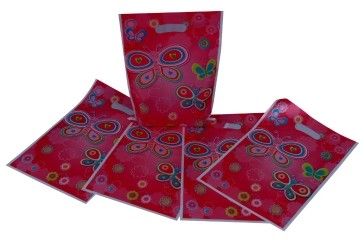 Butterfly Loot Bags (Set of 8)