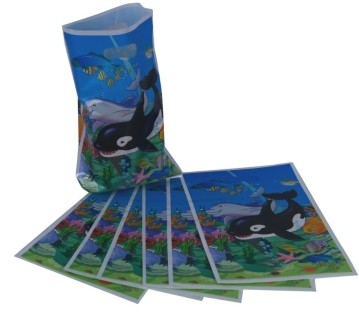 Under The Sea Loot Bags (Set of 8)