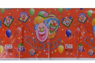 Clown Table cloth