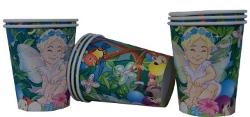 Fairytale  Cups (Set of 8)