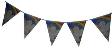 Fairytale Traingular banner
