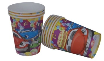 Cars  Cups (Set of 8)