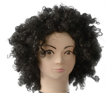 Black Afro Wigs