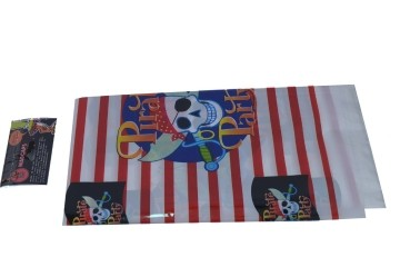 Pirate Party  Table cloth