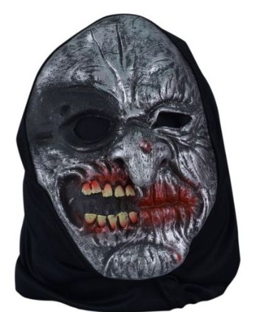 Ugly Mask (Silver Color)