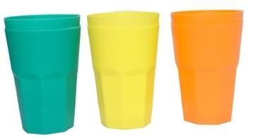Plastic Cups (Set of 6)