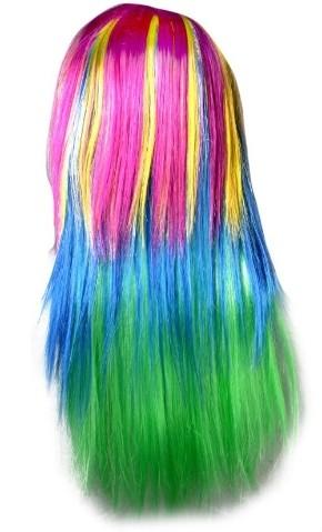 Punk Long Hair Wig