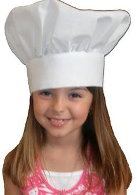 Chef Cap (Adults & Kids)