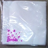 Barbie Tissues (set of 20)