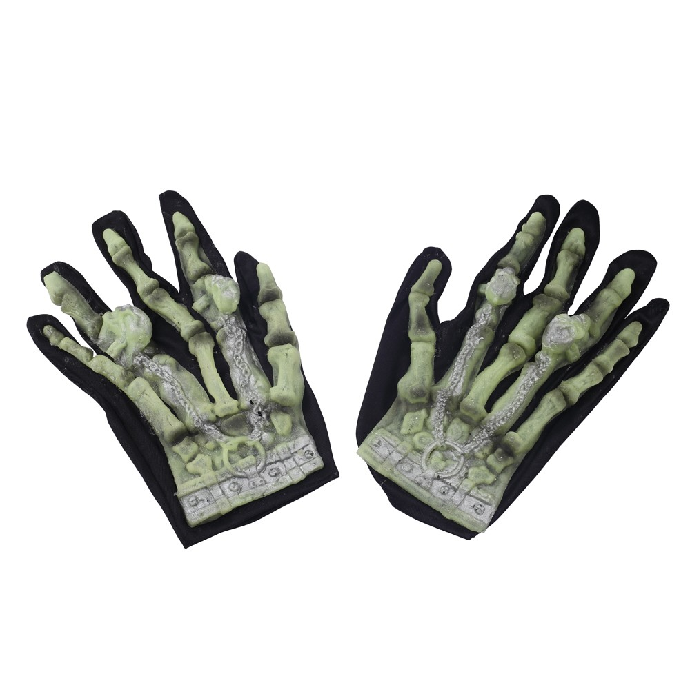 Halloween Light-in-dark Gloves
