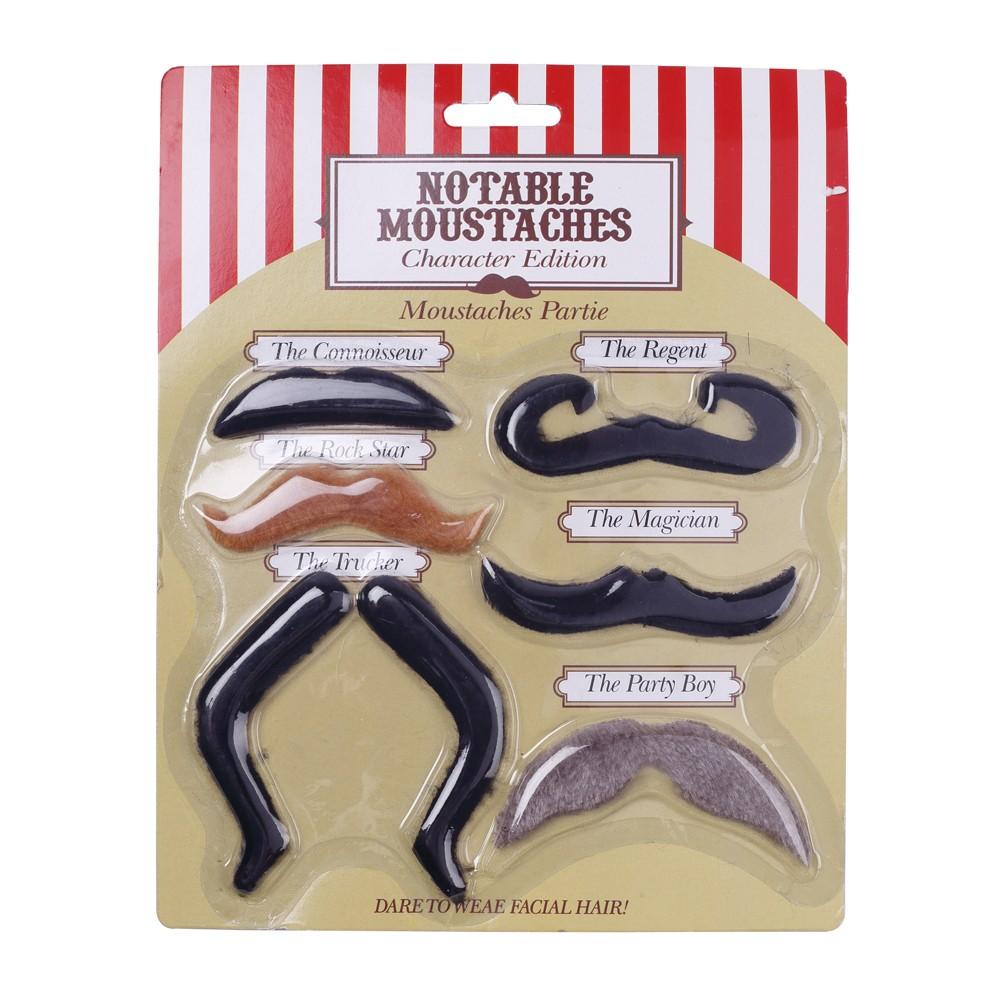 French Moustache Set