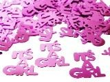 Its a girl confetti