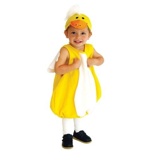 Duck Child Costume (3-4years)