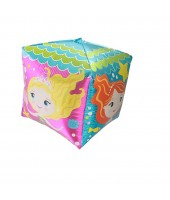 Square shape foil balloon 24''