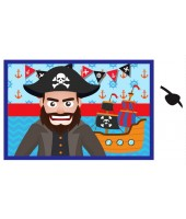 Stick the EYEPATCH on pirate game
