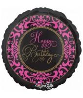 Happy Birthday Foil Balloon 18''