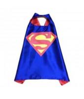 Superman Child cape (3- 5Age)