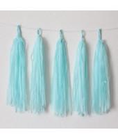 Blue Decorative Tassel