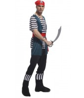 Pirate Adult Male Costume