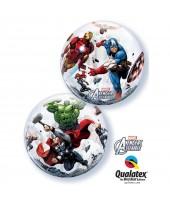 Avengers Bubble Foil Balloon 22''