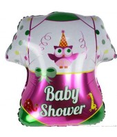 Baby Shower Pink Foil Balloon 18''