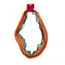 Bead Necklace (Set of 6)