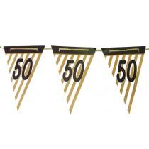 50th Anniversary Bunting
