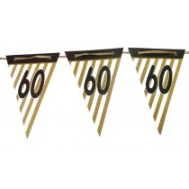 60th Birthday Bunting
