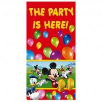 Mickey Door Banner
