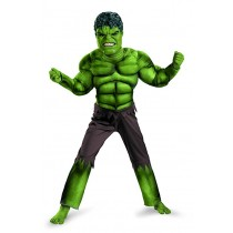 Hulk Costume ( 8 to 10 years Age )
