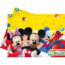 Mickey Plastic Tablecover