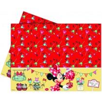 Minnie Plastic Tablecover