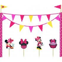 Minnie Cake Decorating Kit