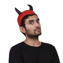 Party Cap with Horns