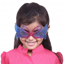 Butterfly Eyeglasses - Pink/Blue