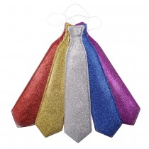 Glitter Tie (Set of 5)
