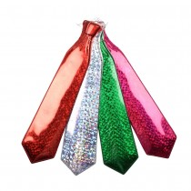 Metallic Tie (Set of 4)