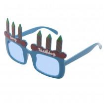 Happy Bday Party Glasses - Boy