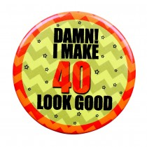 Badge - 40th