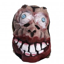 Fat Head Mask with Bulging Eyes